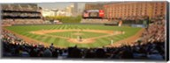 Camden Yards Baseball Game Baltimore Maryland Fine-Art Print