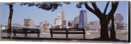 View of Cincinnati OH Fine-Art Print