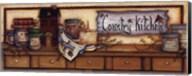 Country Kitchen Shelf Fine-Art Print