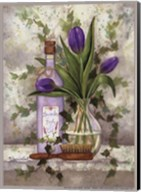 Lavender Body Oil Fine-Art Print