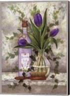 Lavender Body Oil Fine-Art Print