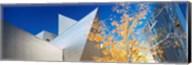 Low angle view of skyscrapers, Downtown Denver, Denver, Colorado, USA Fine-Art Print