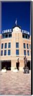 Facade of a baseball stadium, Coors Field, Denver, Denver County, Colorado, USA Fine-Art Print