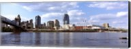 Ohio River, Cincinnati, Hamilton County, Ohio Fine-Art Print