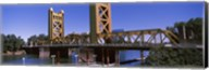 Tower Bridge, Sacramento, CA , USA Fine-Art Print