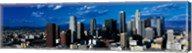 Skyline from TransAmerica Center Los Angeles CA USA Fine-Art Print
