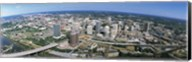 Aerial Richmond VA Fine-Art Print