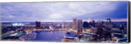 USA, Maryland, Baltimore, cityscape Fine-Art Print