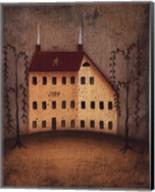 American Saltbox II Fine-Art Print