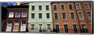 Low angle view of buildings, Riverwalk Area, New Orleans, Louisiana, USA Fine-Art Print
