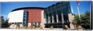 Building in a city, Pepsi Center, Denver, Colorado Fine-Art Print