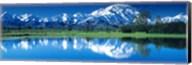 Mt McKinley and Wonder Lake Denali National Park AK Fine-Art Print