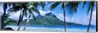 Bora Bora, Tahiti, Polynesia Fine-Art Print