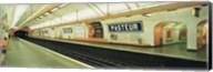 Metro Station, Paris, France Fine-Art Print
