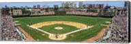 Cubs playing in Wrigely Field, USA, Illinois, Chicago Fine-Art Print
