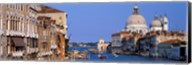 Buildings Along the Grand Canal, Venice Italy Fine-Art Print