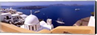 View of the Caldera, Santorini, Cyclades Islands, Greece Fine-Art Print