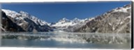 Johns Hopkins Glacier in Glacier Bay National Park, Alaska, USA Fine-Art Print