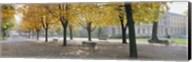 Park Geneve, Switzerland Fine-Art Print