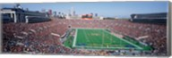 Football, Soldier Field, Chicago, Illinois, USA Fine-Art Print