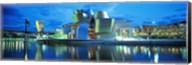 Guggenheim Museum, Bilbao, Spain Fine-Art Print