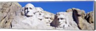 Mount Rushmore, South Dakota (white) Fine-Art Print