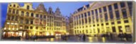 Grand Place, Brussels, Belgium Fine-Art Print