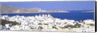 Aerial View of Mykonos, Greece Fine-Art Print
