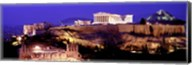 Acropolis at Night Fine-Art Print
