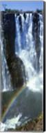 Victoria Falls Zimbabwe Africa (vertical) Fine-Art Print