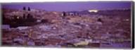 Fes, Morocco at dusk Fine-Art Print