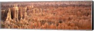 Aerial View Of The Grand Canyon, Bryce Canyon National Park, Utah, USA Fine-Art Print