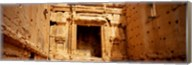 Interiors of Cella the hollies part of a temple, Palmyra, Syria Fine-Art Print