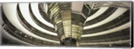 Interiors of a government building, The Reichstag, Berlin, Germany Fine-Art Print