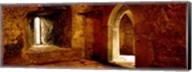Interiors of a castle, Blarney Castle, Blarney, County Cork, Republic Of Ireland Fine-Art Print