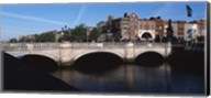 O'Connell Bridge in Republic of Ireland Fine-Art Print