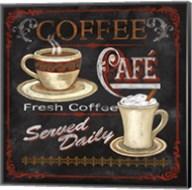 Coffee Cafe Fine-Art Print