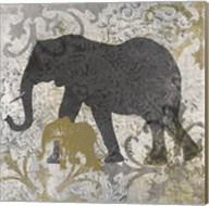 Elephants Exotiques Fine-Art Print