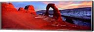 Delicate Arch, Arches National Park, Utah Fine-Art Print
