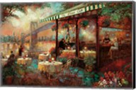 The River Cafe Fine-Art Print