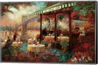 The River Cafe Fine-Art Print
