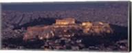 Acropolis of Athens, Athens, Attica, Greece Fine-Art Print