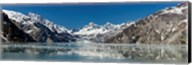 Johns Hopkins Glacier in Glacier Bay National Park, Alaska, USA Fine-Art Print