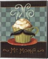 Cafe Moustache V Fine-Art Print