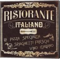 Italian Cuisine I Fine-Art Print