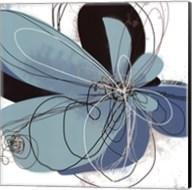 Azul Poetry 2 Fine-Art Print