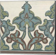 Non-Embellished Persian Frieze II Fine-Art Print