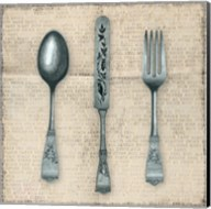 Dinner's Design - Mini Fine-Art Print