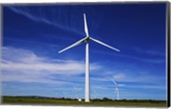 Windfarm, Bridgetown, County Wexford, Ireland Fine-Art Print