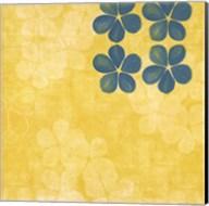 Yellow Floral Fine-Art Print